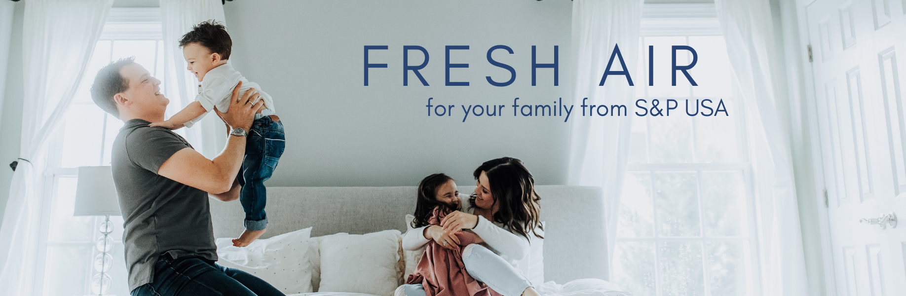 Clean Air for Your Family